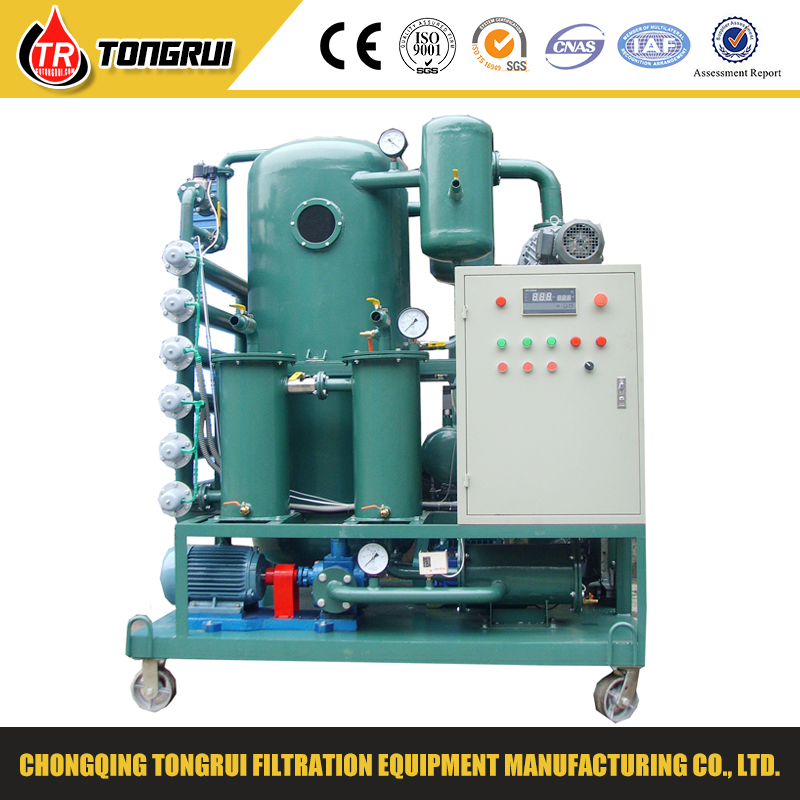 Multifunctional industrial oil filtration systems