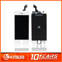 New Lcd touch digitizer assembly for apple iphone 5s replacement screen with digitizer