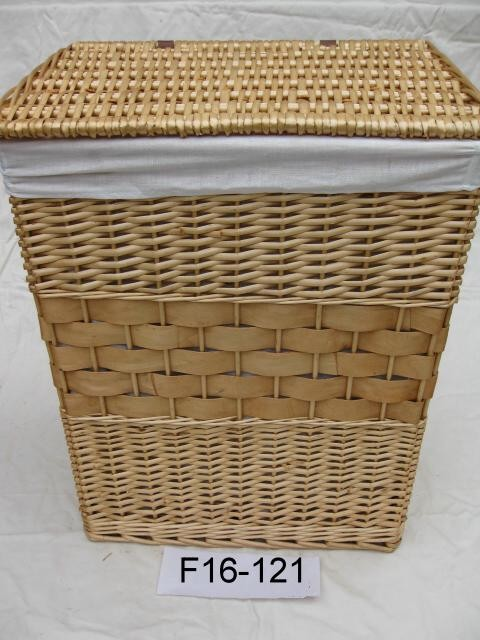Basket Weaving Supplies Uk : Cheap hand weaving wick willow laundry baskets for sale