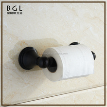 Fancy unique design China wholesale Zinc alloy ORB Bathroom sanitary items Paper roll holder