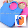 China Shenzhen Silicone Bag Manufacturer silicone pattern beach bag