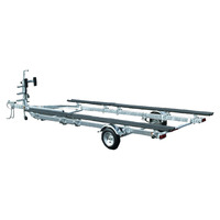 Hydraulics Boat Trailer Yacht Trailer For Sale