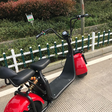 powerfull electric scooter