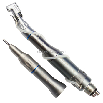 SOCO dental external spray low speed handpiece with high quality D16-K