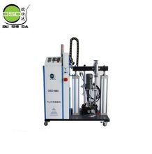 Adhesive Glue Spraying Machine For Wood Furniture