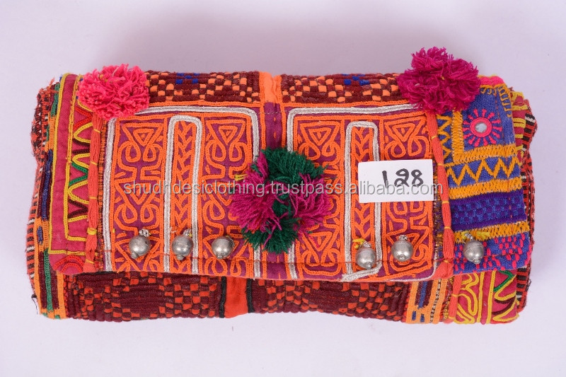 Buy Exclusive Gifts item for Velentine's Day Special - Vintage Banjara Party Clutch