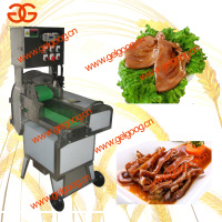 Pig ear slicing machine / Tripe slicing machine / Cooked beef slicing machine