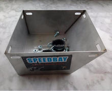 CG125 Stainless Steel Vintage Modifed Motorcycle Battery Box