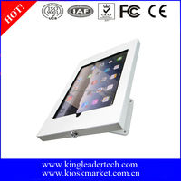 Fixed desktop metal stand for ipad 9.7