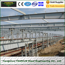 High demand products Painted or Hot Dip Galvanized steel building contractor