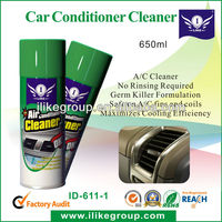 quality products air conditioner cleaner spray