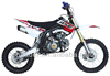 PH08A special design DIRT BIKE 140CC PIT BIKE