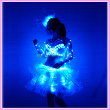 led Remote Control Programmable Led Light Up Skirt ,Led Dresses For Performing
