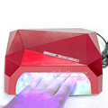 2016 hotselling 36w diamond ccfl nail led uv lamp