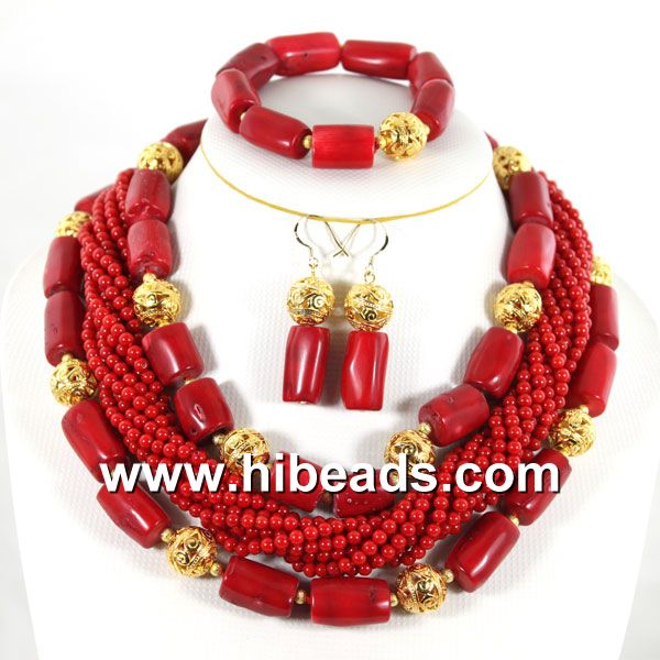 CRN0218 Marverlous costume jewelry african type on online store- www.hibeads.com