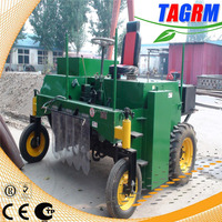 Animal residues compost making equipment/refuse windrow compost machine/M2000 compost turner