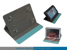 Lychee leather Versatile tablet case for Samsung tablet PC 7inch 8inch