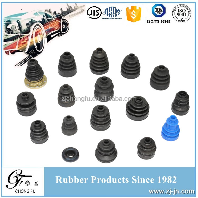TS16949 High Performance Auto Rubber CV Joint Boot