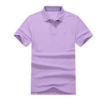 100 cotton pique polo shirts mens collared t shirt with printing
