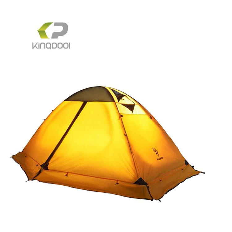 Durable Space saving camping tent winter