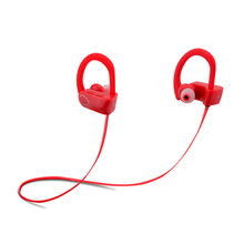 Sport bluetooth low energy cost headset, IPX7 waterproof bluetooth headphone with multi color for choice-RU9
