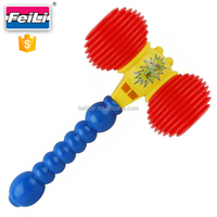 shantou factory e-co friendly material ODM OEM cheap toy hammer for sale
