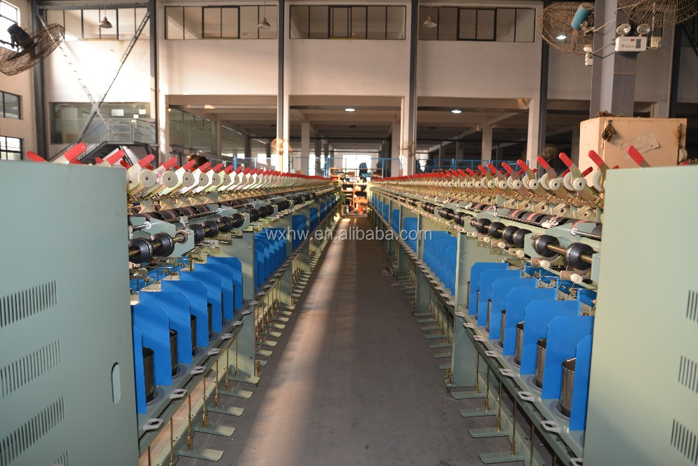 HW363J-2 High Speed Yarn Twisting Machine For Sale