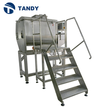 Detergent Powder Product Type And Mixer Machine Type Mixing Equipment