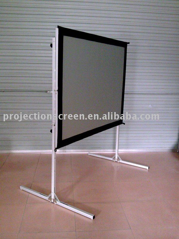 Quick Fold Screen (with drape)