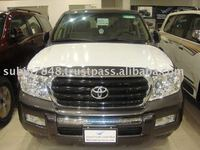 TOYOTA LAND CRUISER LC200 GX-R V8 4.7L AUTOMATIC NEW CARS