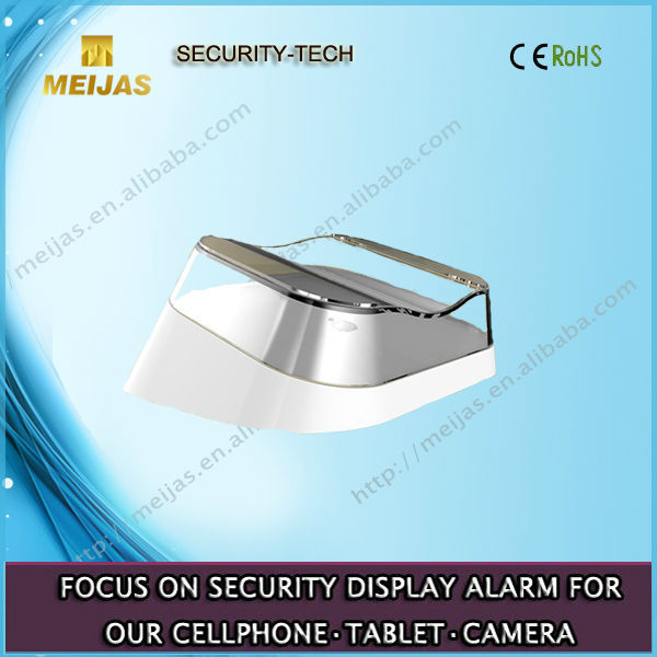 Yes charger anti-theft universal display security alarm tablet pc stand