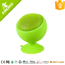 Top quality 2.1ch active subwoofer silicone loudspeaker haut parleur bluetooth speaker