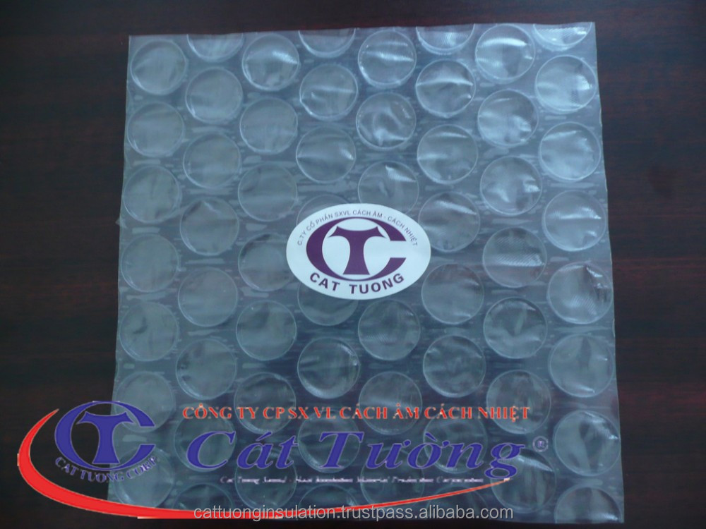 New Materials Air Bubble Plastic Packing Bag for Protective