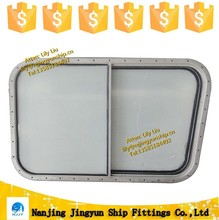 Marine Ship Boat light aluminum alloy fixed rectangular window