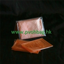 Disposable Laundry Bag Water Soluble PVOH Laundry Bag for Hospital Infection Control