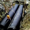 Spiral Corrugated Pipe For Sewage