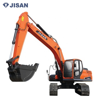 Hydraulic crawler excavator for 20 tons construction machinery