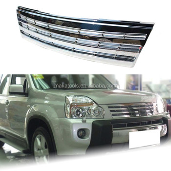 For Nissan X-Trail 2008-2011 Auto Radiator Grille Front Grill