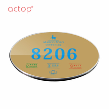 ACTOP Hotel Guest Room Hotel Room Door Number /Name Plates