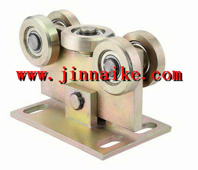 High quality hange gate wheel 5 rollers factory-Adjustable