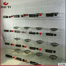 Folding Galvanized Pigeon Breeding Metal Cage For Wholesale
