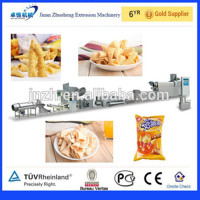 Ce Certificate Frying Corn Chips Bugle Snacks Making Machine