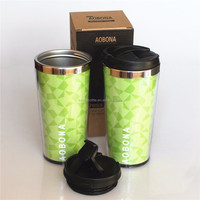 420ml starbucks tumbler /plastic thermal tumbler/14oz termo coffee cups,16oz stainless steel tumbler