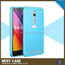 2016 new trending aluminum metal back cover for asus zenfone 2