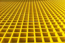ABS Molded Fiberglass Gratings used for walkway