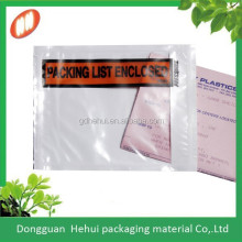 Invoice Enclosed Pouch Sticker Invoice Enclosed Pouch Sticker - Invoice enclosed pouches