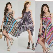 US$7.5 / pc, 2012 hot selling fashion ladies casual dress designs