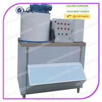 new flake ice machine / ice flake machine / snow ice making machine