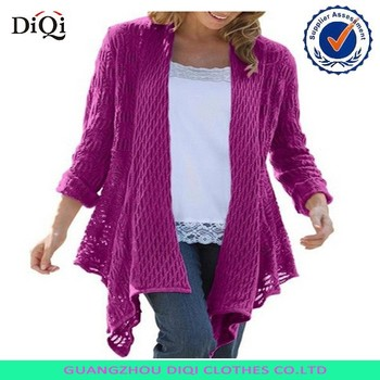 Women'S Plus Size Clothing Cardigan 42