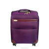 Promotional 18 inch cabin size trolley luggage waterproof laptop carry-on suitcase